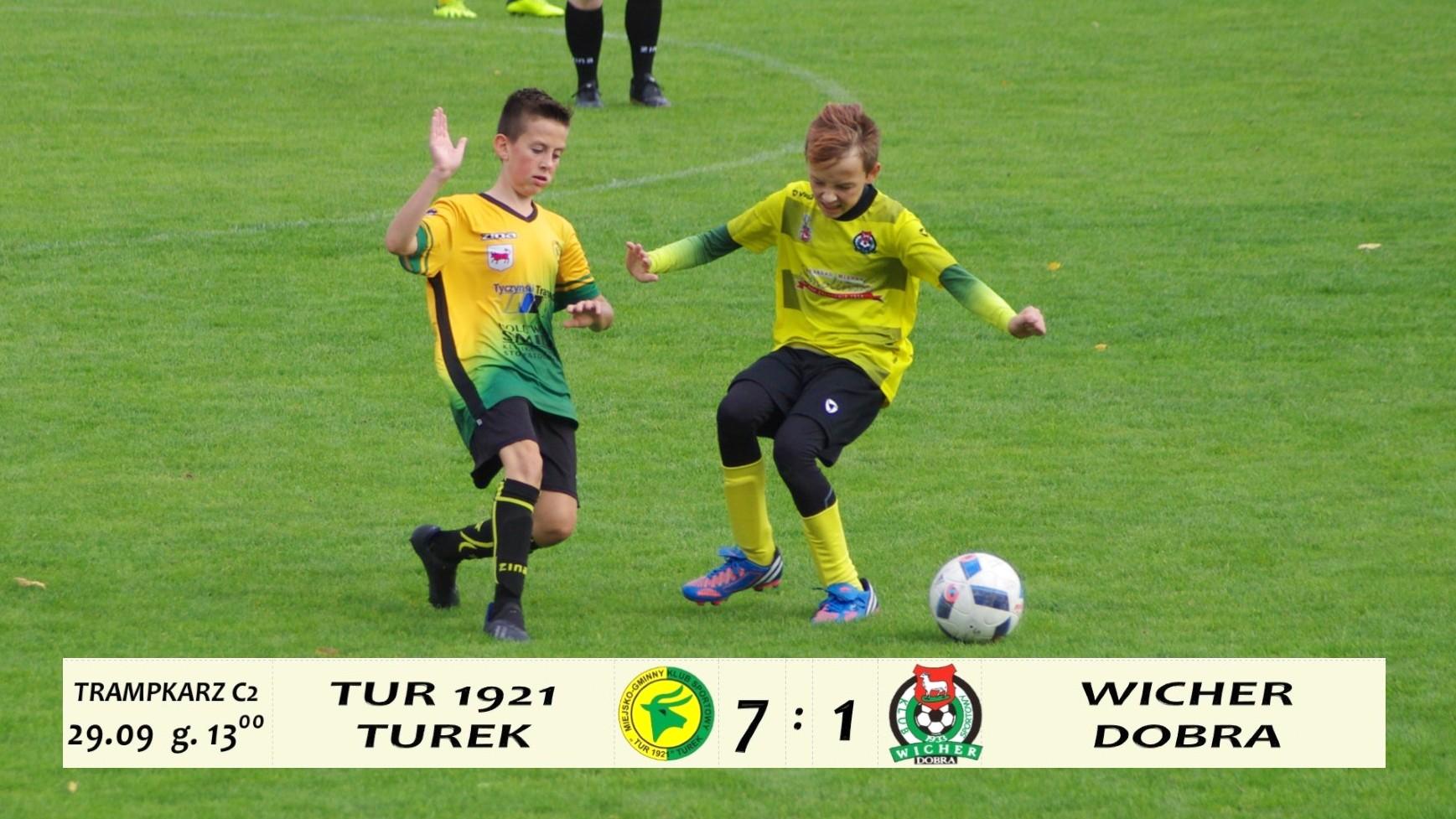 Tur 1921 Turek- Wicher Dobra 7:1