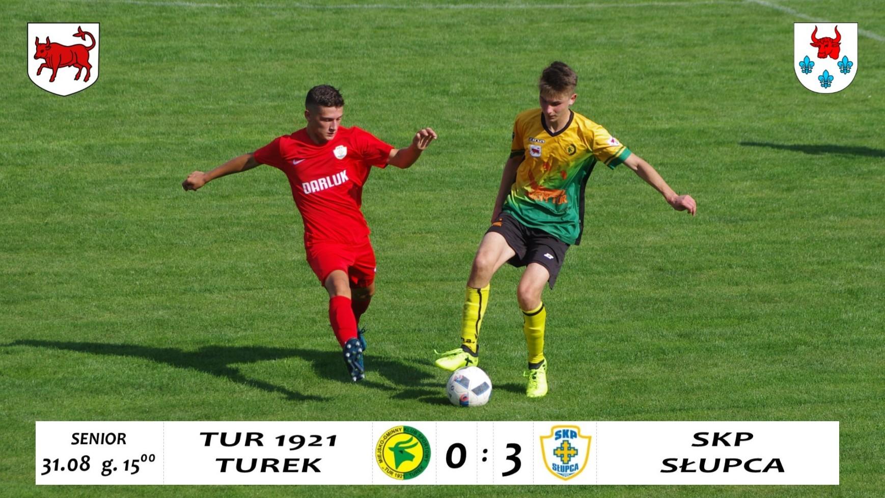 Tur 1921 Turek- SKP Słupca 0:3