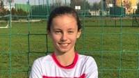 Julia Bartczak powołana do kadry wojewódzkiej.
