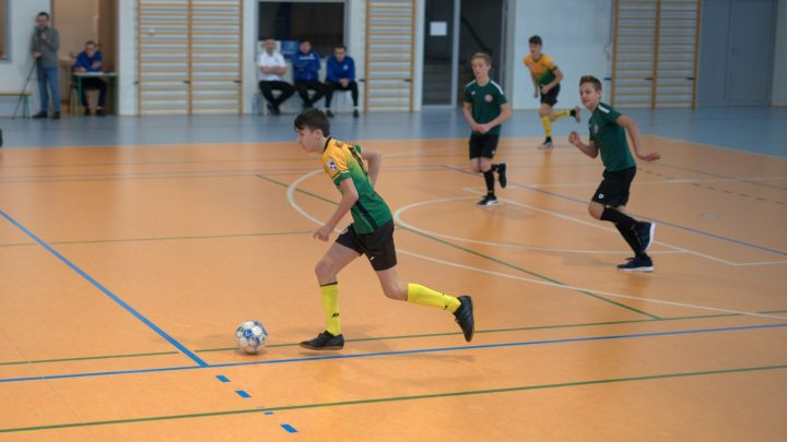 Tur I- Orzeł Kawęczyn 5:0- turniej Kasztelania Cup