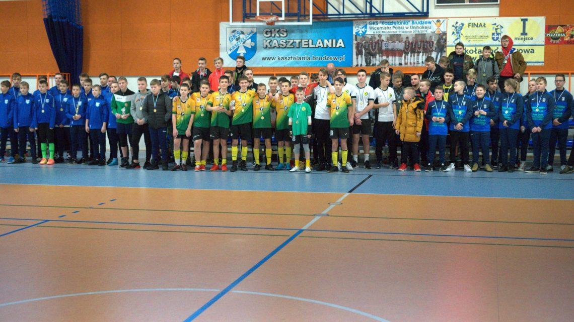 Tur I- Wicher Dobra 4:0, Kasztelania Cup
