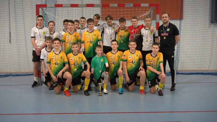 Tur I -Błękitni Mąkolno 7:0, Kasztelania Cup