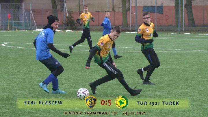 Stal Pleszew-Tur 1921 Turek 0:5