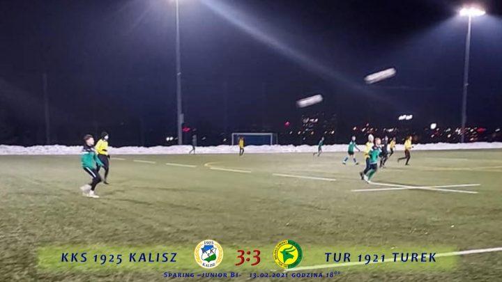 KKS 1925 Kalisz (2005)- Tur 1921 Turek 3:3, sparing B1