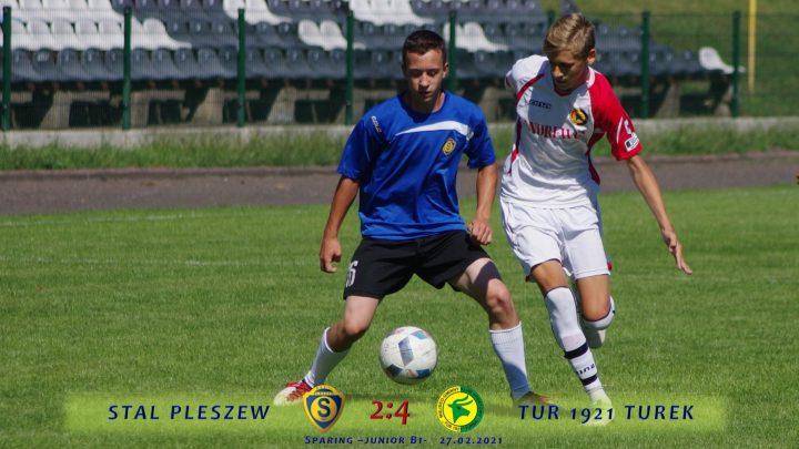 Stal Pleszew- Tur 1921 Turek 2:4