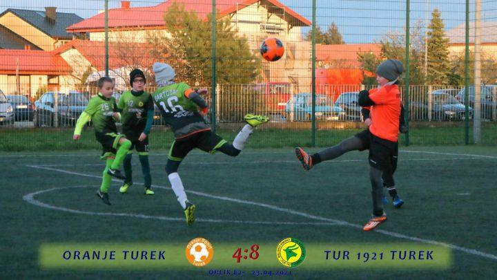 Oranje Turek- Tur 1921 Turek 4:8, e2