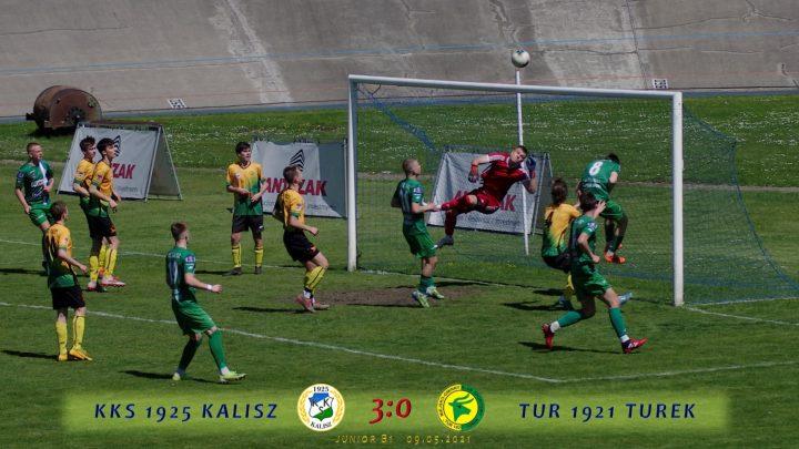 KKS 1925 Kalisz- Tur 1921 Turek 3:0, b1