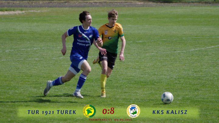 Tur 1921 Turek- KKS 1925 Kalisz 0:8, c1