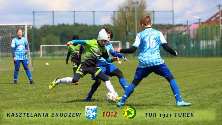 Kasztelania Brudzew- Tur 1921 Turek 10:2, e1