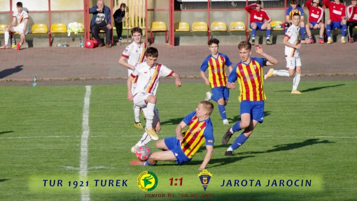 Tur 1921 Turek- Jarota Jarocin 1:1, b1