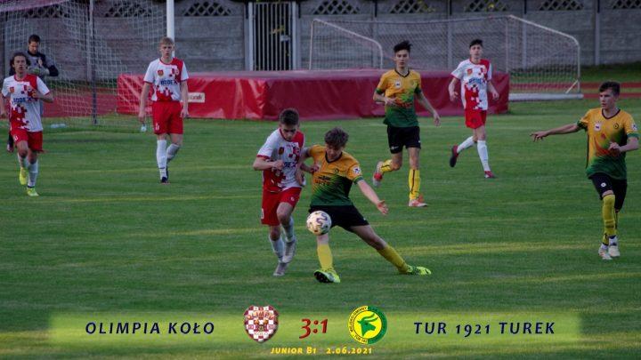 Olimpia Koło- Tur 1921 Turek 3:1, b1