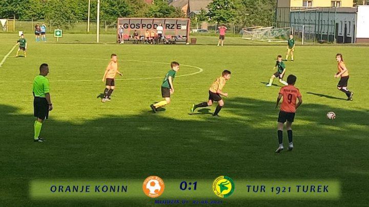 Oranje Konin- Tur 1921 Turek 0:1, d1
