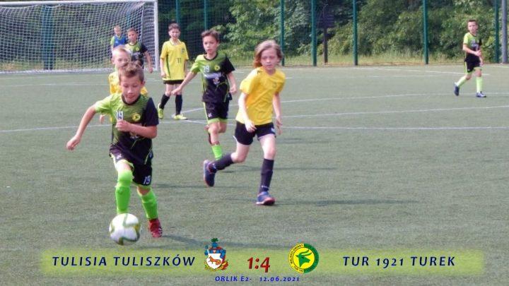 Tulisia Tuliszków- Tur 1921 Turek 1:4