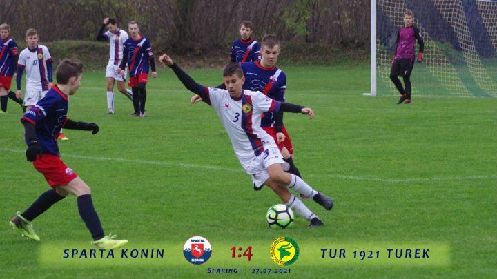 Sparta Konin- Tur 1921 Turek 1:4