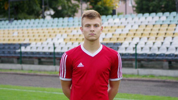 Kamil Ślusarek w LKS Gołuchow