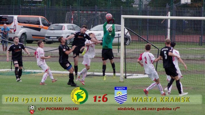 Puchar Polski 1/32 Tur 1921 Turek- Warta Kramsk 1:6