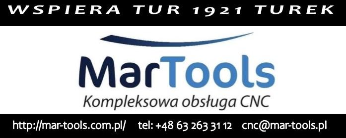 Mar-Tools- wspiera Tur 1921 Turek
