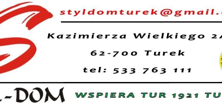 Styl- Dom wspiera Tur 1921 Turek