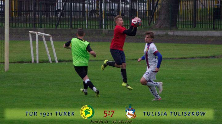 Tur 1921 Turek- Tulisia Tuliszków 5:7, b1