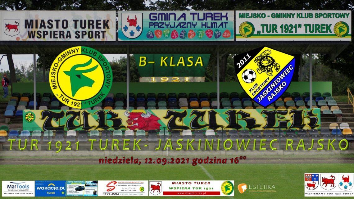 Tur 1921 Turek- Jaskiniowiec Rajsko 3:0, senior
