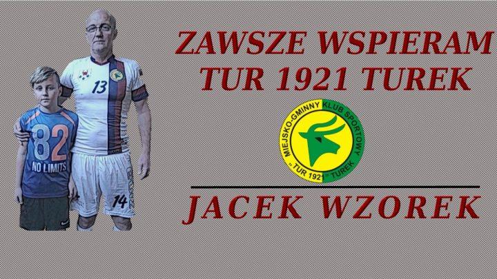 Jacek Wzorek wspiera Tura
