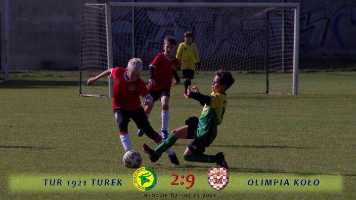 Tur 1921 Turek- Olimpia Koło 2:9, d2