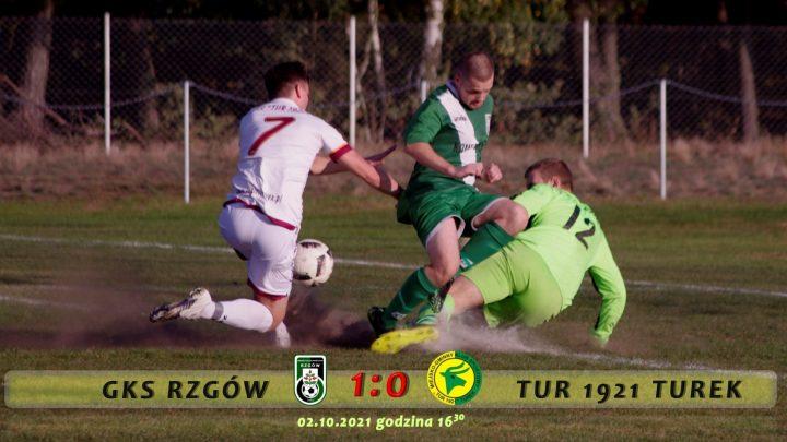GKS Rzgów- Tur 1921 Turek 1:0, senior