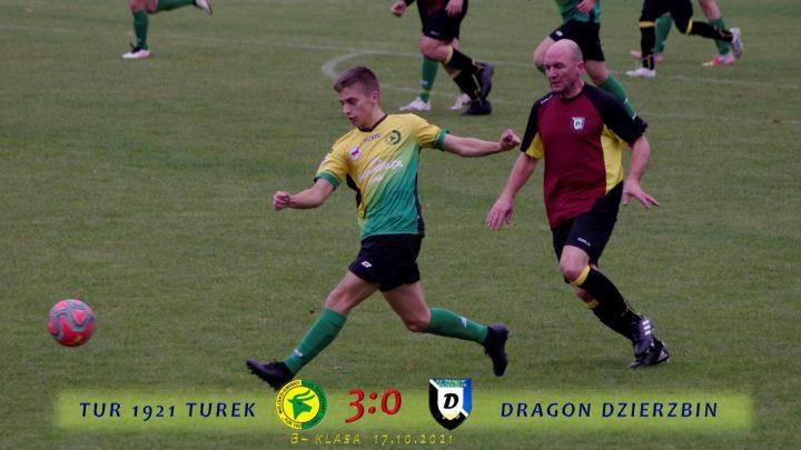 Tur 1921 Turek- Dragon Dzierzbin 3:0, senior